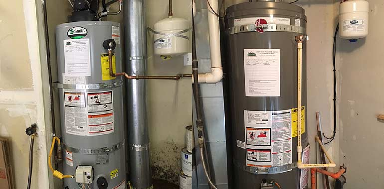 hot water heater contractor, water heater repair and installation, tankless water heater repairs / installations