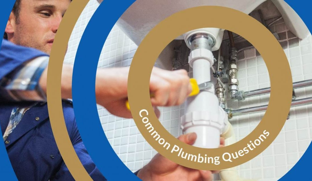 5 Most Frequently Asked Plumbing Questions