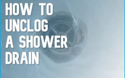 How to Unclog a Shower Drain?