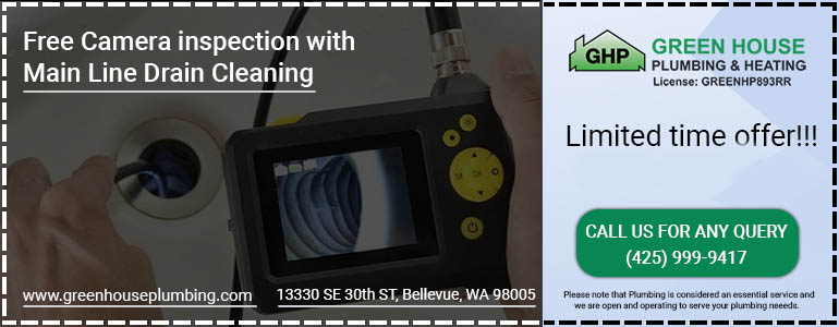 Free camera inspection